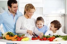 διατροφικές συνήθειες οικογένειας